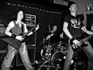 Metalband. Heavy metal. Metalheads. Ortus sum. Esp Ltd explorer