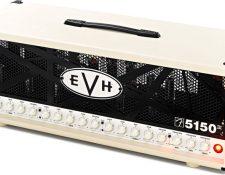 amplificadorr cabezal a valvulas fender evh 5150 eddie van halen el mejor cabezal para tocar heavey metal