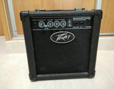 amplificador combo guitarra peavey transtube