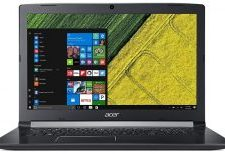 "Acer Aspire 5 A517-51-544M - Ordenador portátil de 17.3"" HD (Intel Core i5-7200U, 8 GB RAM, 1000 GB HDD, Intel HD 620, Windows 10 Home)"