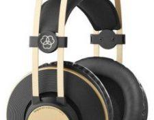 auriculares cerrados estudio AKG K92 - Auriculares de diadema cerrados