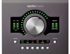 tarjeta sonido universal audio apollo twin duo