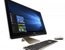 """ASUS Z240IC-GF165X Zen All-in-One - Ordenador de sobremesa con teclado y ratón, Multitáctil 23.8"""" FHD (Intel core i7-6700T, 8GB RAM, 1TB HDD, Windows10 Home)"""
