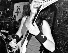 guitarrista heavy metal guitarra electrica jackson rr24