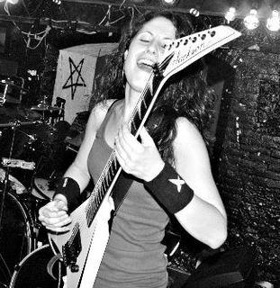 guitarrista heavy metal guitarra electrica jackson rr24 como aprender guitarra
