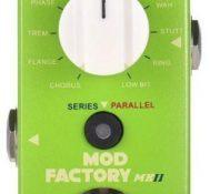 pedal multiefectos Mooer mod factory
