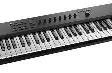 teclado midi controlador Native Instruments Komplete Kontrol A61