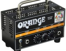 cabezal hibrido guitarra electrica orange micro dark terror