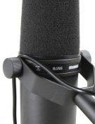 microfono shure sm7b grabacion home studio