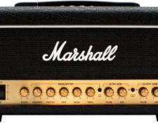 Amplificador cabezal valvular de guitarra para principiantes Marshall DSL20HR