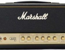Amplificador cabezal valvular de guitarra para principiantes Marshall Origin 20w
