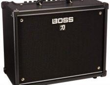 Amplificador combo modelling para guitarra principiantes Boss Katana 50