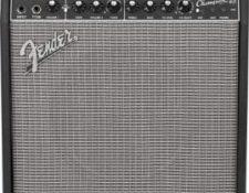 Amplificador combo transistores para principiantes Fender Champion 40w