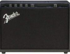Amplificador combo transistores para principiantes Fender Mustang GT 40