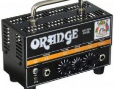 Amplificadoz cabezal hibrido guitarra principintes ORANGE DARK Terror 20w