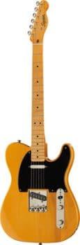 las mejores guitarras para principiantes 2020 QUE GUITARRA COMPRAR PARA PRINCIPIANTE POP ROCK 2020 Fender SQ CV 50s Tele MN BB