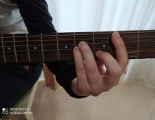 acorde Fa mayor guitarra como ganar agilidad y velocidad en los dedos como guitarrista ejercicio digitacion