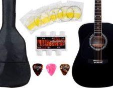 kit guitarra acustica 3