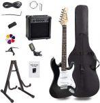 kit guitarra electrica y amplificador 1