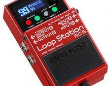 pedal looper boss loop station rc5 cuales son los mejores pedales looper