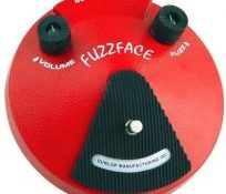 Dunlop-Jd-f2-jim-Fuzz-face-distorsion