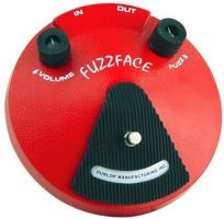 Dunlop-Jd-f2-jim-Fuzz-face-distorsion que pedal de fuzz usaba jimi hendrix