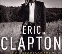 ERIC CLAPTON AUTOBIOGRAPHY