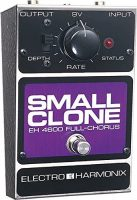 Electro Harmonix Small Clone Pedal de efectos chorus para guitarra