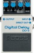 Pedal de digital delay Boss DD3