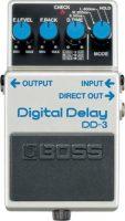 Pedal de digital delay Boss DD3