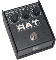 pedal distorsion kuert cobain proco rat