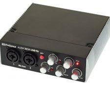 presonus audiobox usb 96 tarjeta sonido