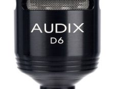 Audix D6 MICROFONO BOMBO BATERIA
