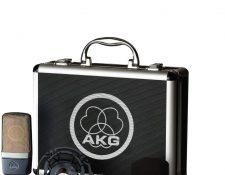 AKG C214 STUDIO PACK