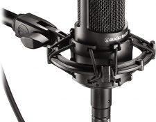 Audio-Technica AT2035 microfono de condensador de diafragma grande