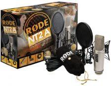 Rode NT2A studio pack microfono condensador diafragma grande
