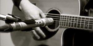 como grabar una guitarra acustica con un microfono 2020