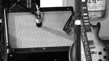 cuales son los mejores microfonos para grabar guitarras electricas