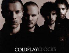 progresiones acordes coldplay clocks