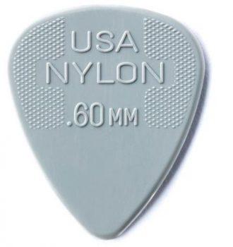 pua guitarra dunlop nylon 060mm